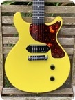 Gordon Smith Steve Diggle Signature Model available To Order 2019 Tension Yellow