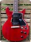 Gibson-1960 Les Paul Special Historic Collection-2019-Cherry