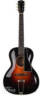 Gibson L50 Sunburst 1933