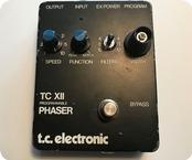 Tc Electronic TC XII Phaser 1978