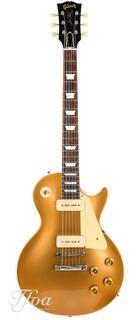 Gibson Les Paul Reissue Goldtop Vos 2018 Near Mint 1956