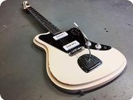 Vuorensaku Guitars Govnor 2018 Magnolia White