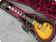 Gibson-Les Paul Custom-1974-Sunburst