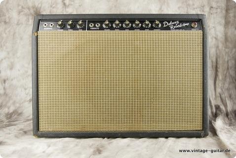 Fender Deluxe Reverb Black