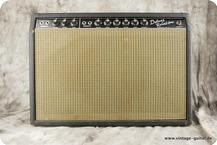 Fender Deluxe Reverb 1963 Black