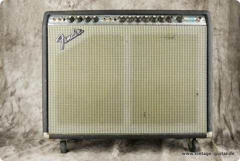 Fender Twin Reverb 1974 Black