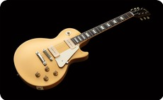 Gibson-Les Paul Gold Top-2007-Gold
