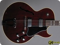 Gibson ES 175 T 1976 Winered