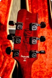 Fender Custom Shop Elite Robben Ford 1993 Cherry Red
