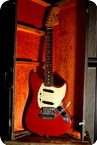 Fender Mustang 1966 Red
