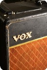 Vox Amps And Effects-AC30-1963-Black Tolex