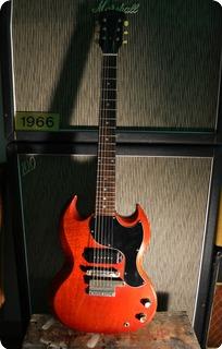 Gibson Sg Junior 1965 Cherry Red