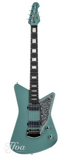 Music Man Mariposa Dorado Green