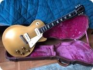Gibson Les Paul Goldtop 1954 Gold