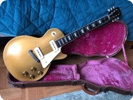 Gibson Les Paul Goldtop 1954 Gold