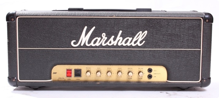 Marshall Jmp100 2203 100w 1983 Black