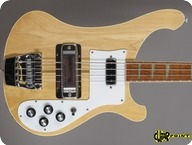 Rickenbacker 4001 1978 Mapleglo