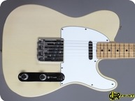 Fender Telecaster Maple Cap 1968 Blond