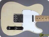 Fender Telecaster Maple Cap 1968 Blond