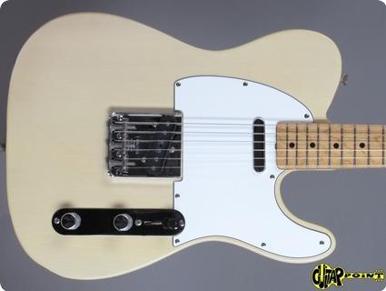 Fender Telecaster (maple Cap!) 1968 Blond