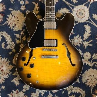 Gibson Es335 Left Handed 1995 Sunburst