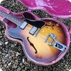 Gibson ES335 With Bigsby 1959 Sunburst