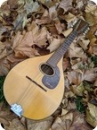C. F. Martin Co A Style Mandolin 1950 Natural