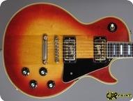 Gibson-Les Paul Custom-1972-Cherry Sunburst