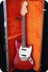 Fender Duo Sonic II 1968 Dakota Red