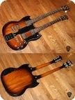 Gibson EBS 1250 GIE1189 1968 Tobacco Sunburst