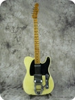 Fender Telecaster W. Bigsby Master Design 2005 Olympic White