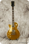 Gibson Les Paul Deluxe Lefthanded 1971 Goldtop