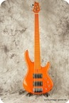 Brjes Bass And Guitar Design Groover 5 Bass 2013 Orange