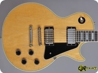 Gibson Les Paul Custom 1979 Natural