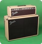 Fender Bandmaster Amp 1962 Blonde