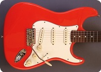 Real Guitars Custom Build S Knopfler Style 2019 Dakota Red