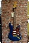 Fender Stratocaster Deluxe 2005 Sapphire Blue Transparant