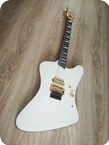 Jailbreak Guitars Vulture 2019 White Top Natural Back