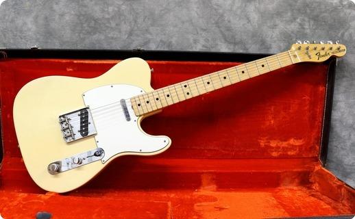 Fender Telecaster 1973 Blonde