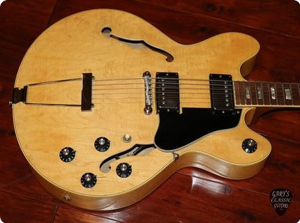 Gibson Es 150 Dn (gie1201)  1969 Blonde