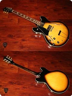 Gibson Es 335 Td    (gie1205)  1976 Tobacco Sunburst