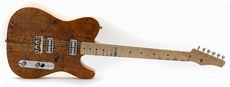 Dean Gordon Hotelecaster 002 2018 Natural