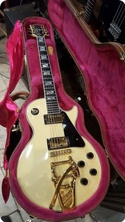 Gibson Custom Shop Les Paul 1991 White