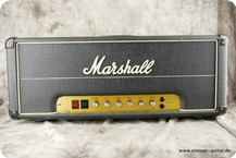 Marshall JMP Super Lead 100 1979 Black Tolex