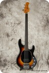 Musicman Sting Ray Bass 1980 Sunburst