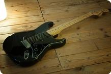 Squier Stratocaster 1983 Black
