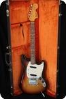 Fender Mustang 1972 Sunburst