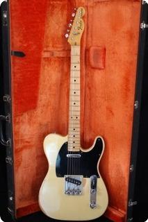 Fender Telecaster 1976 Blonde
