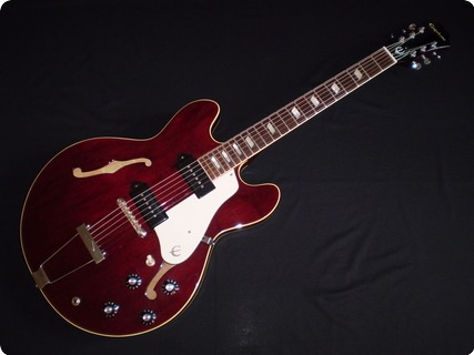 Epiphone Casino Made In Japan 1983 Wine Red