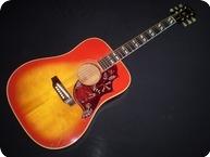 Gibson Hummingbird 1969 Sunburst
